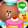 LINE シェフ 〜ブラウンと楽しくお料理!かわいいクッキング〜 android