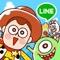 LINE:ピクサー タワー ~おかいものパズル~ ios