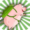 Farm Es-Cape: Crazy-Brave Pig Flaps A-Gain ios