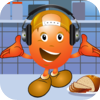 Egg Man Bounce Sky high Hot Kitchen escape runner game Pro ios
