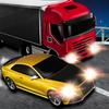 2D Fast Traffic Car Racer Game - 無料リアルスピードドライビングレースゲーム ios